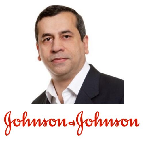 Chester Twigg, Johnson & Johnson