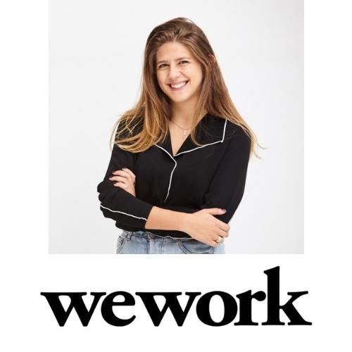 Gabi Steele, WeWork